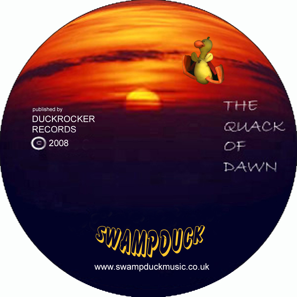 The Quack of Dawn CD Disk